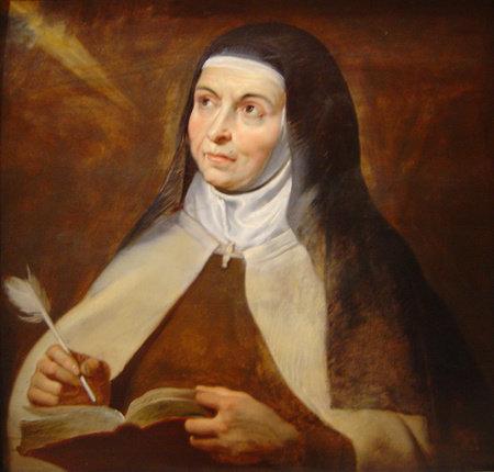 Photo of Teresa Of Avila