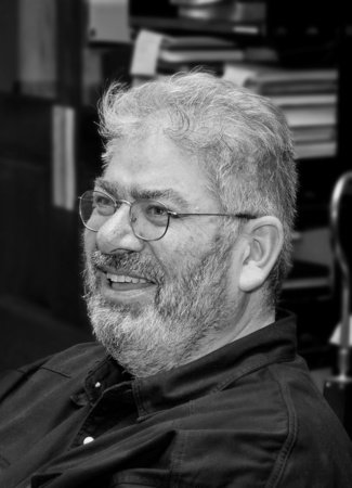 Photo of Ben Aaronovitch