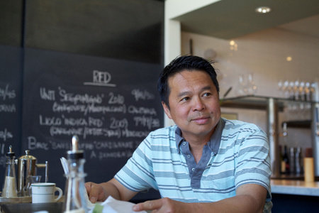 Photo of Charles Phan