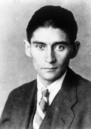 Photo of Franz Kafka