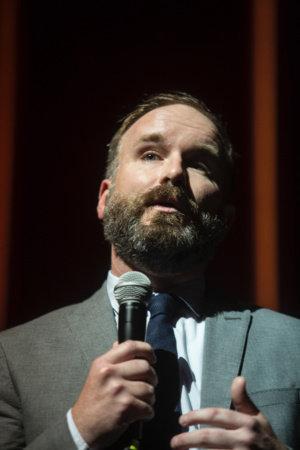 Photo of Bryan Doerries