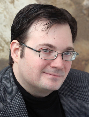 Photo of Brandon Sanderson