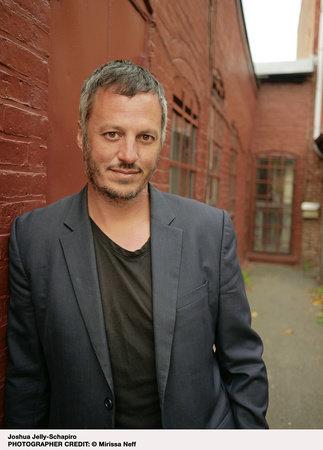 Photo of Joshua Jelly-Schapiro