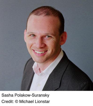Photo of Sasha Polakow-Suransky