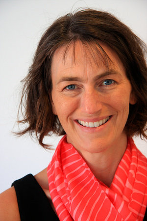 Photo of Barbara L. Fredrickson, Ph.D.
