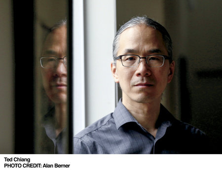 Photo of Ted Chiang