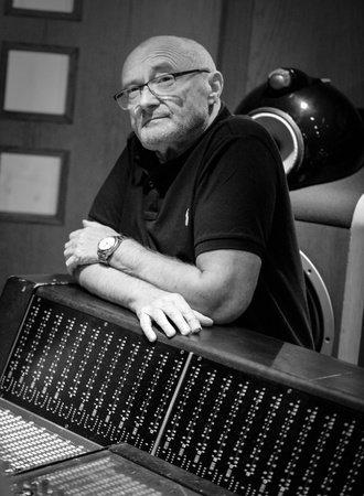 Photo of Phil Collins