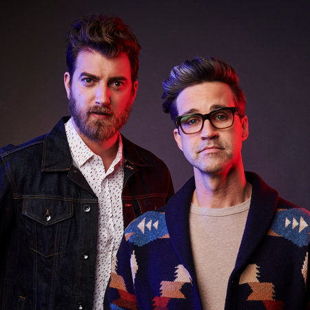 Photo of Rhett McLaughlin