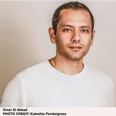 Photo of Omar El Akkad