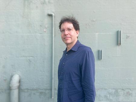 Photo of Douglas Wolk