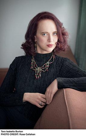 Photo of Tara Isabella Burton