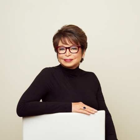 Photo of Valerie Jarrett