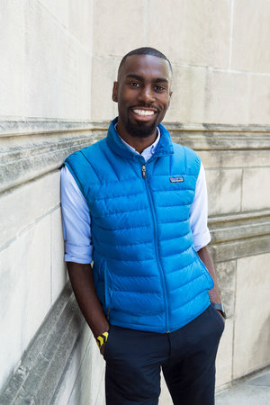 Photo of DeRay Mckesson