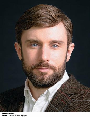 Photo of Andrew Steele