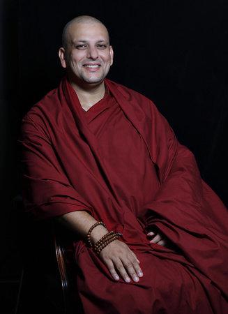 Photo of Tenzin Priyadarshi