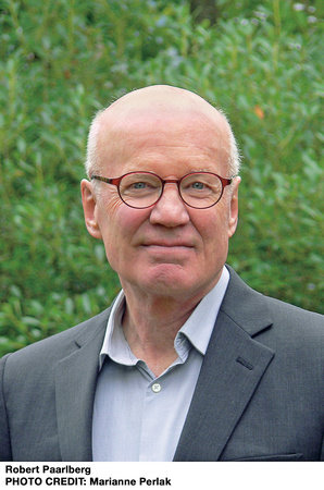Photo of Robert Paarlberg