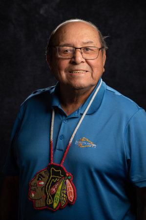 Photo of Fred Sasakamoose