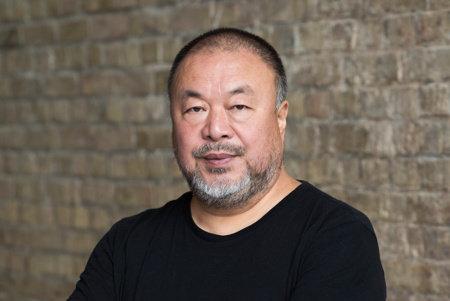 Photo of Ai Weiwei