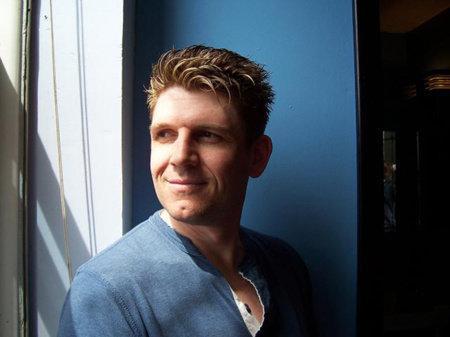 Photo of Joshua Palmatier