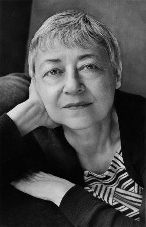 Photo of Sigrid Nunez