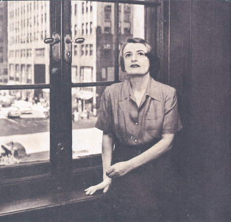 Photo of Ayn Rand