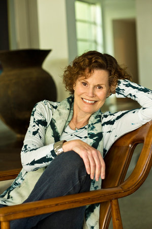 Photo of Judy Blume