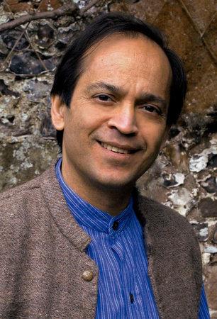 Photo of Vikram Seth