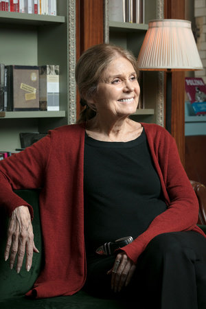 Photo of Gloria Steinem