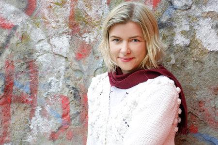 Photo of Danielle McLaughlin