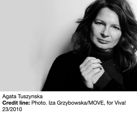 Photo of Agata Tuszynska