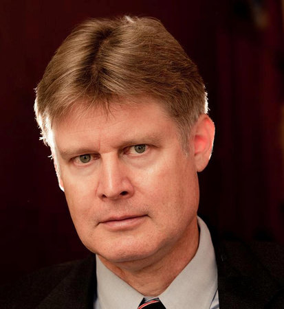 Photo of Eric Jager
