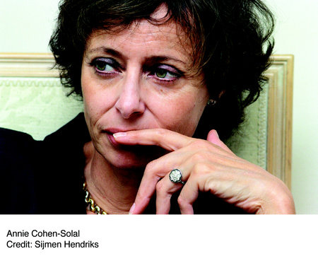 Photo of Annie Cohen-Solal