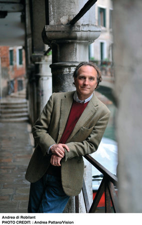Photo of Andrea Di Robilant