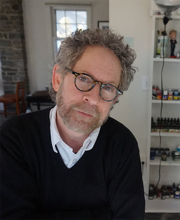 Photo of Barry Blitt