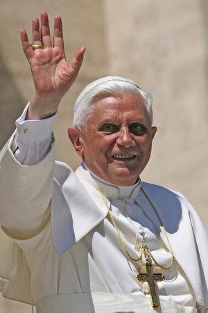 Image of Pope Benedict XVI