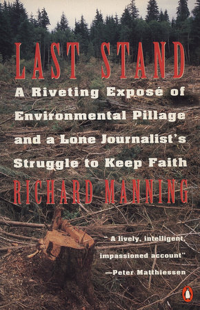 Last Stand by Richard Manning