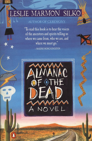 Almanac of the Dead by Leslie Marmon Silko