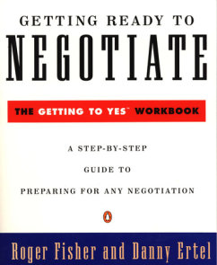 Getting Ready to Negotiate