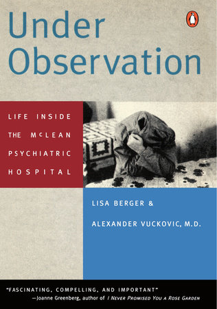 Under Observation by Lisa Berger and Alexander Vuckovic