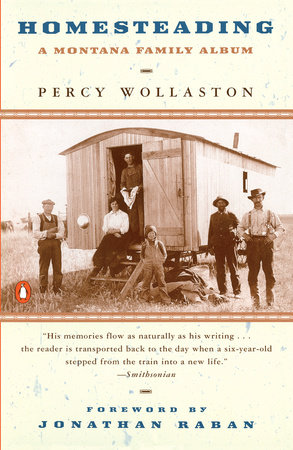 Homesteading by Percy Wollaston