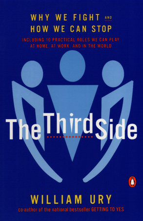The Third Side by William L. Ury