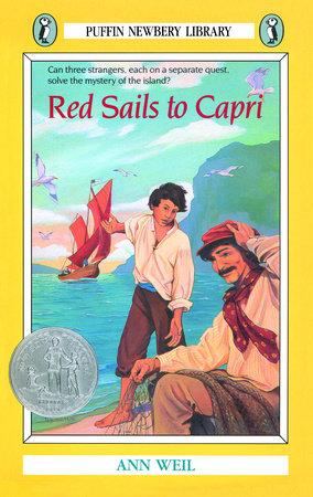 Red Sails to Capri by Ann Weil