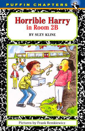 Horrible Harry in Room 2B by Suzy Kline
