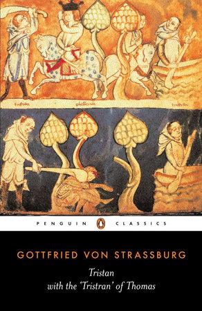 Tristan by Gottfried von Strassburg