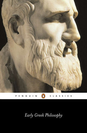 Early Greek Philosophy by Various