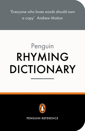 The Penguin Rhyming Dictionary by Rosalind Fergusson