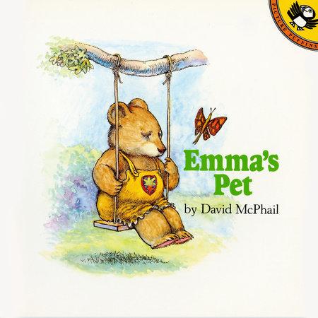 Emma's Pet by David McPhail