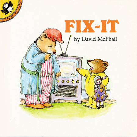 Fix-It by David McPhail