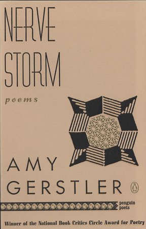 Nerve Storm by Amy Gerstler
