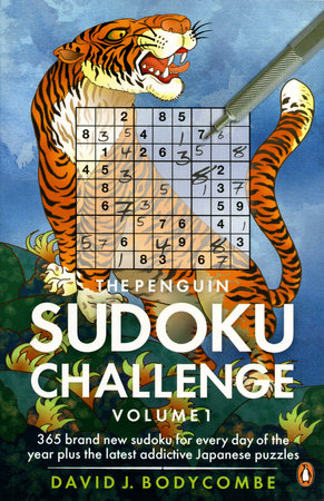 The Penguin Sudoku Challenge by David J. Bodycombe